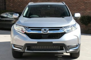 2019 Honda CR-V RW MY19 VTi-LX 4WD Lunar Silver 1 Speed Constant Variable Wagon