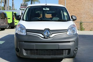 2020 Renault Kangoo F61 Phase II MY21 Compact SWB EDC Mineral White 6 Speed