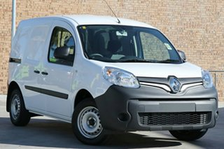 2020 Renault Kangoo F61 Phase II MY21 Compact SWB EDC Mineral White 6 Speed.