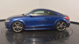 2011 Audi TT 8J MY11 S S tronic quattro Blue 6 Speed Sports Automatic Dual Clutch Coupe.