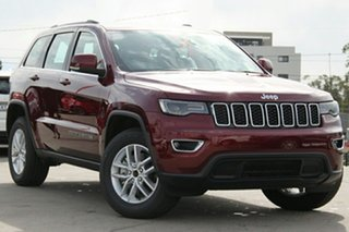 2018 Jeep Grand Cherokee WK MY18 Laredo Velvet Red 8 Speed Sports Automatic Wagon.