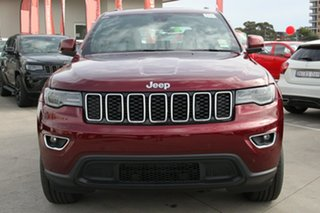 2018 Jeep Grand Cherokee WK MY18 Laredo Velvet Red 8 Speed Sports Automatic Wagon