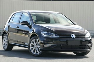 2018 Volkswagen Golf 7.5 MY18 110TSI DSG Highline Deep Black Pearl Effect 7 Speed.