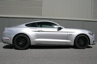 2017 Ford Mustang FM MY17 GT Fastback SelectShift Ingot Silver 6 Speed Sports Automatic Fastback