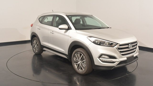 New Hyundai Tucson TL MY17 Active X 2WD, 2017 Hyundai Tucson TL MY17 Active X 2WD Platinum Silver Metallic 6 Speed Sports Automatic Wagon