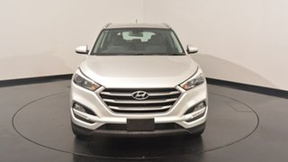 2017 Hyundai Tucson TL MY17 Active X 2WD Platinum Silver Metallic 6 Speed Sports Automatic Wagon