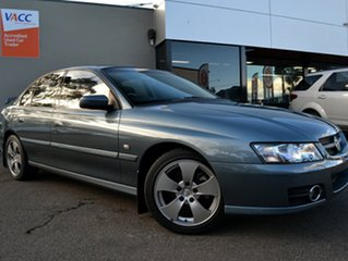 2005 Holden Commodore VZ Lumina Odyssey 4 Speed Automatic Sedan.