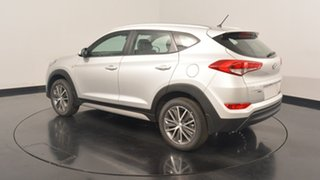 2017 Hyundai Tucson TL MY17 Active X 2WD Platinum Silver Metallic 6 Speed Sports Automatic Wagon.