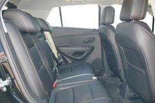 2020 Holden Trax TJ MY20 LTZ Mineral Black 6 Speed Automatic Wagon