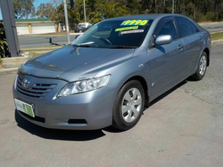 2008 Toyota Camry ACV40R 07 Upgrade Altise Silver 5 Speed Automatic Sedan