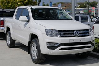 2021 Volkswagen Amarok 2H MY20 TDI550 Sportline 4Motion (deu) Candy White 8 Speed Automatic.
