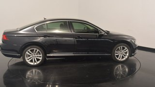 2016 Volkswagen Passat 3C (B8) MY16 140TDI DSG Highline Deep Black Pearl 6 Speed