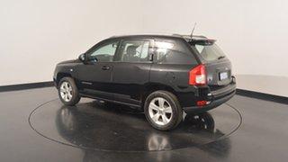 2013 Jeep Compass MK MY13 Sport CVT Auto Stick Black 6 Speed Constant Variable Wagon.