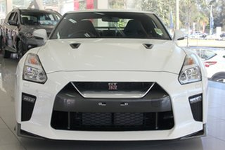 2021 Nissan GT-R R35 MY20 Track Edition DCT AWD Ivory Pearl 6 Speed Sports Automatic Dual Clutch