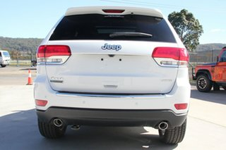 2018 Jeep Grand Cherokee WK MY18 Limited Bright White 8 Speed Sports Automatic Wagon