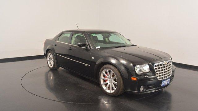 Used Chrysler 300C MY2008 SRT-8, 2008 Chrysler 300C MY2008 SRT-8 Brilliant Black 5 Speed Sports Automatic Sedan