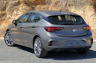 2019 Holden Astra BK MY19 RS-V Cosmic Grey 6 Speed Sports Automatic Hatchback.