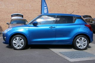2020 Suzuki Swift AL GL Navi Speedy Blue Continuous Variable Hatchback
