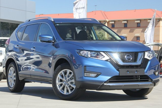 New Nissan X-Trail T32 Series II ST-L X-tronic 4WD, 2020 Nissan X-Trail T32 Series II ST-L X-tronic 4WD Marine Blue 7 Speed Constant Variable Wagon