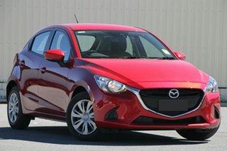 2019 Mazda 2 DJ2HAA Neo SKYACTIV-Drive Soul Red 6 Speed Sports Automatic Hatchback.