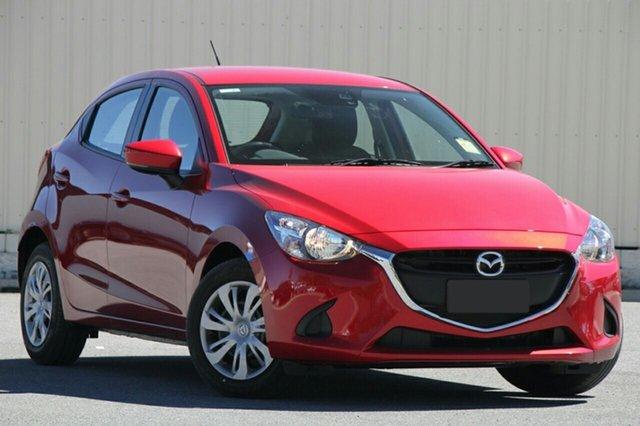 New Mazda 2 DJ2HAA Neo SKYACTIV-Drive, 2019 Mazda 2 DJ2HAA Neo SKYACTIV-Drive Soul Red 6 Speed Sports Automatic Hatchback