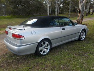 2003 Saab 9-3 MY2003 Turbo Silver 4 Speed Automatic Convertible