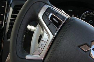 2018 Mitsubishi Pajero Sport QE MY18 GLS Terra Rossa 8 Speed Sports Automatic Wagon
