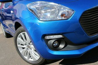 2020 Suzuki Swift AL GL Navi Speedy Blue Continuous Variable Hatchback.