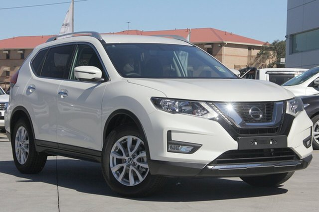 New Nissan X-Trail T32 Series II ST-L X-tronic 4WD, 2018 Nissan X-Trail T32 Series II ST-L X-tronic 4WD Snow Storm 7 Speed Constant Variable Wagon