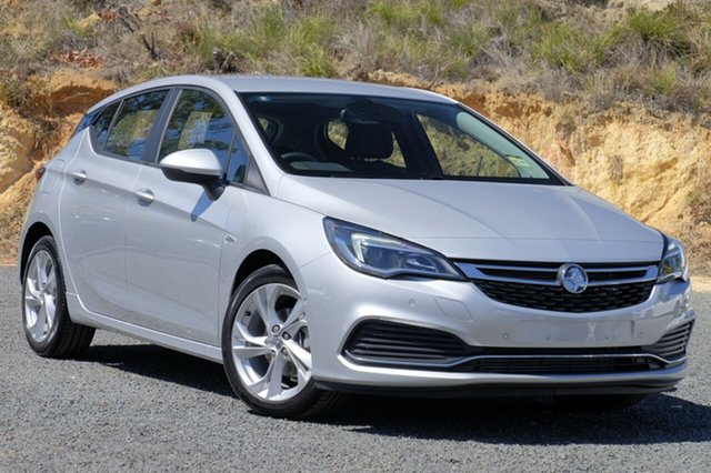 New Holden Astra BK MY19 RS, 2019 Holden Astra BK MY19 RS Nitrate 6 Speed Sports Automatic Hatchback