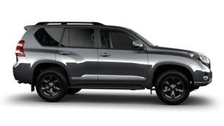 2017 Toyota Landcruiser GDJ150R Prado Altitude Spl Edt Graphite 6 Speed Automatic Wagon.
