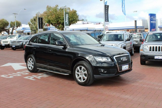 Used Audi Q5 8R MY10 TFSI S tronic quattro, 2010 Audi Q5 8R MY10 TFSI S tronic quattro Grey 7 Speed Sports Automatic Dual Clutch Wagon
