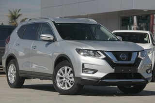 2019 Nissan X-Trail T32 Series II ST-L X-tronic 4WD Brilliant Silver 7 Speed Constant Variable Wagon.
