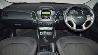 2012 Hyundai ix35 LM2 Active Black 6 Speed Sports Automatic Wagon