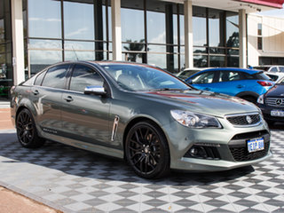 2013 Holden Special Vehicles Senator GEN-F MY14 Signature Grey 6 Speed Sports Automatic Sedan.