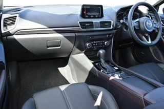 2018 Mazda 3 BN5438 SP25 SKYACTIV-Drive Astina Snowflake White 6 Speed Sports Automatic Hatchback