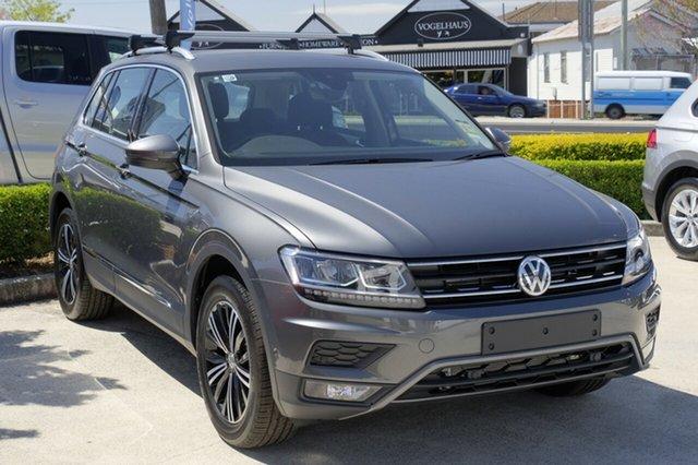 New Volkswagen Tiguan 5N MY18 110TDI DSG 4MOTION Adventure, 2017 Volkswagen Tiguan 5N MY18 110TDI DSG 4MOTION Adventure Indium Grey 7 Speed