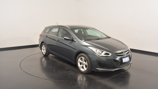 Used Hyundai i40 VF Active Tourer, 2011 Hyundai i40 VF Active Tourer Grey 6 Speed Sports Automatic Wagon