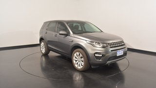 2015 Land Rover Discovery Sport L550 15MY SD4 SE Grey 9 Speed Sports Automatic Wagon.