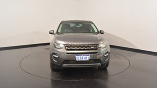 2015 Land Rover Discovery Sport L550 15MY SD4 SE Grey 9 Speed Sports Automatic Wagon
