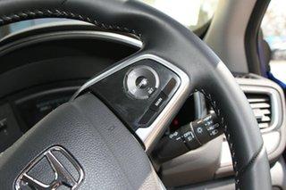 2018 Honda CR-V RW MY18 VTi-L FWD Blue 1 Speed Constant Variable Wagon