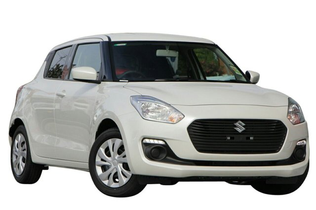 Demo Suzuki Swift AZ GL, 2018 Suzuki Swift AZ GL 5 Speed Manual Hatchback