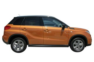 2017 Suzuki Vitara LY RT-S 2WD Orange & Black 6 Speed Sports Automatic Wagon