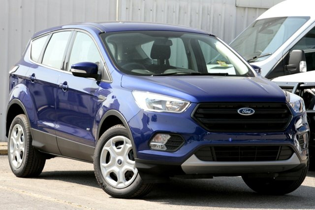 New Ford Escape ZG Ambiente AWD, 2017 Ford Escape ZG Ambiente AWD Deep Impact Blue 6 Speed Sports Automatic Wagon