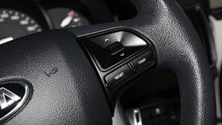2015 Kia Rio UB MY15 S White 4 Speed Sports Automatic Hatchback