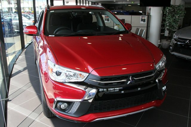 New Mitsubishi ASX XC MY18 LS 2WD, 2018 Mitsubishi ASX XC MY18 LS 2WD Red 6 Speed Constant Variable Wagon