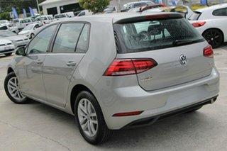 2017 Volkswagen Golf 7.5 MY17 110TSI DSG Tungsten Silver 7 Speed Sports Automatic Dual Clutch.
