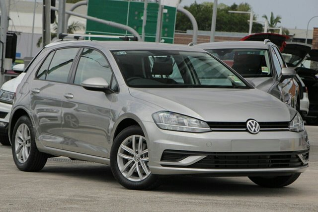 New Volkswagen Golf 7.5 MY17 110TSI DSG, 2017 Volkswagen Golf 7.5 MY17 110TSI DSG Tungsten Silver 7 Speed Sports Automatic Dual Clutch