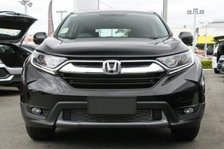 2019 Honda CR-V RW MY19 VTi FWD Crystal Black 1 Speed Constant Variable Wagon.