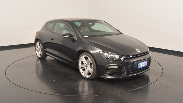 Used Volkswagen Scirocco 1S MY14 R Coupe DSG, 2013 Volkswagen Scirocco 1S MY14 R Coupe DSG Deep Black 6 Speed Sports Automatic Dual Clutch